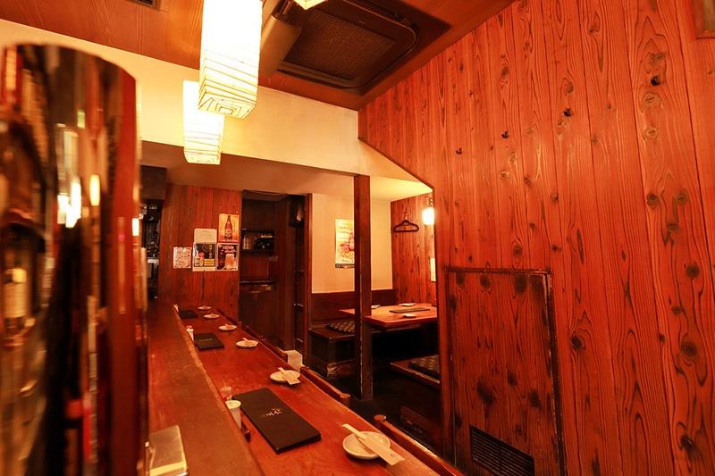 三六湯島店 1階15席のご用意がございます